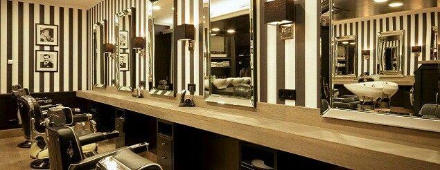 Man Cave Barber Dublin : Best salon ideas images on pinterest hairdresser