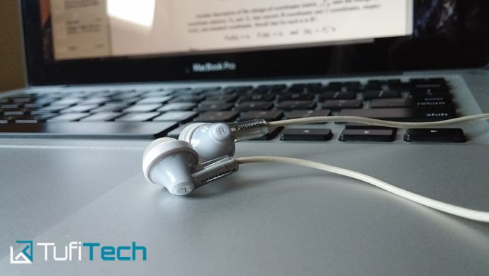 This is the best in-ear earphone I own and the on you won't regret after buying.