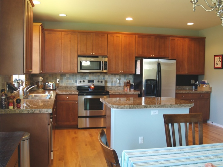 Kitchen Idea Behr Laurel Mist Paint Colors Kitchen