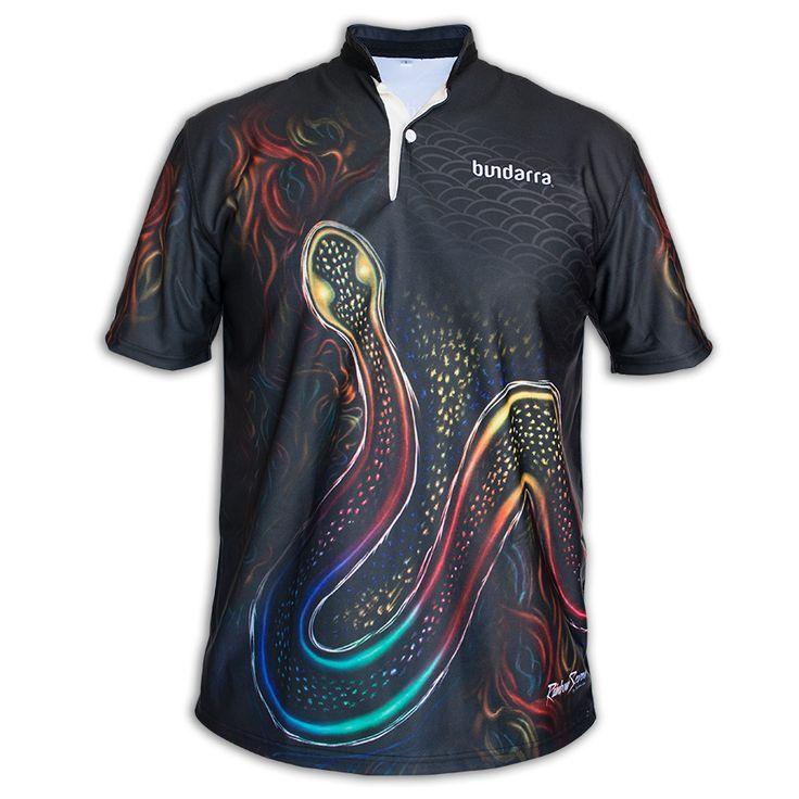 Rainbow Serpent Jersey. Buy Now! http://shop.bundarra.org/products/rainbow-serpent-jersey