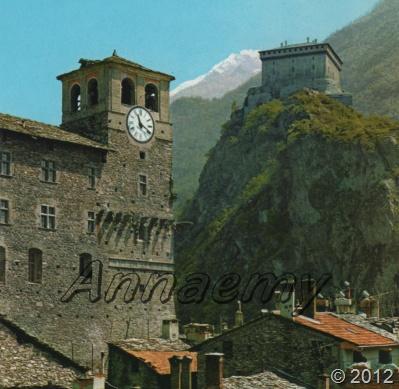 Castelli della val d'Aosta 2