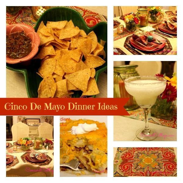 Mexican Dinner Ideas For A Dinner Party Part - 21: Cinco De Mayo Dinner Ideas. Mexican Dinner PartyMexican ...
