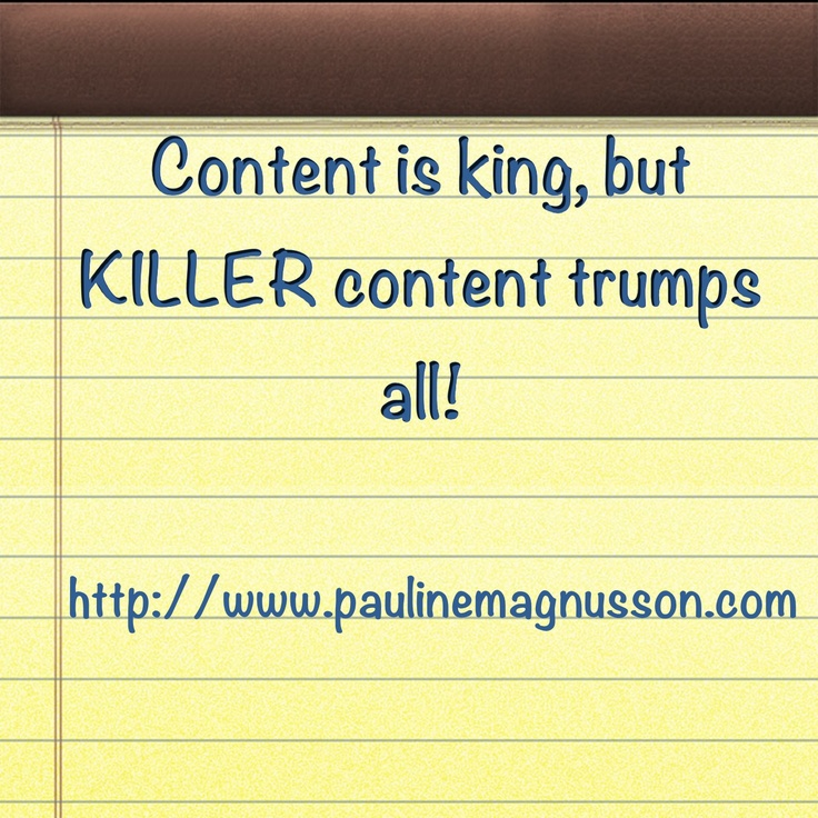 Creating Blog Content: The Top 5 Reasons You Need Killer Content