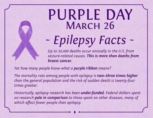 Epilepsy Quotes and Sayings | EPILEPSY AWARENESS ...