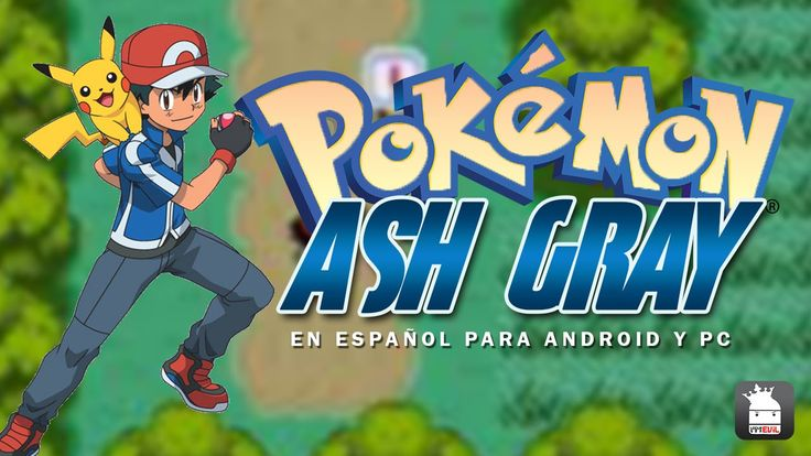 Android pokemon ash gray version gba roms