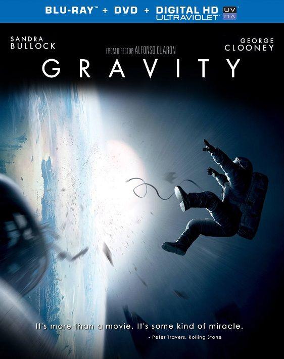 Gravity 2013 720p BRRip Dual Audio Hindi Dubbed | 720p mkv Movies