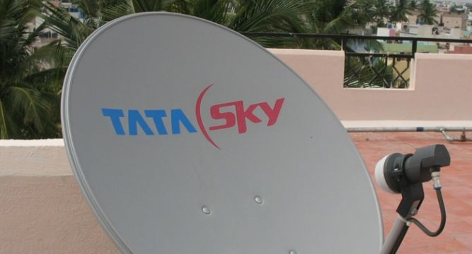 In the run-up to the forthcoming Cricket World Cup, the direct-to-home (DTH) operator TataSky today launched the country's first 4K set-top box (STB) that offers better picture clarity.