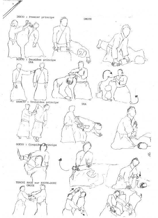 Aikido Techniques                                                                                                                                                                                 Plus