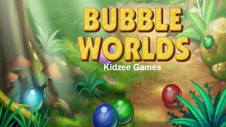bubble worlds game