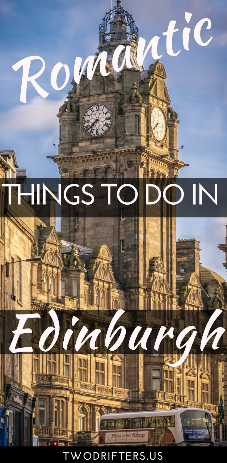 This magical, ancient city is not just fascinating...it's a great place to fall in love. Grab someone you're sweet on, and check out all the romantic things to do in Edinburgh, Scotland.