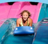 Cool Water Park Fun Next to Busch Gardens Tampa: Adventure Island offers lots of water park fun.