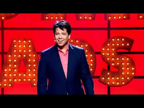 Michael McIntyre - The Yorkshire Accent  Having a Yorkshire accent in Scotland is not a good idea.