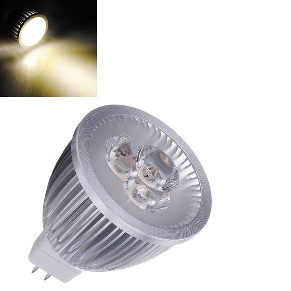 Mr16 3w Warm White Energy Saving Led Spot Lightt Lamp Bulb 12v Spotlight Lamp Led Spot Lamp Bulb