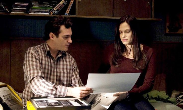 Two Lovers - Joaquin Phoenix and Vinessa Shaw