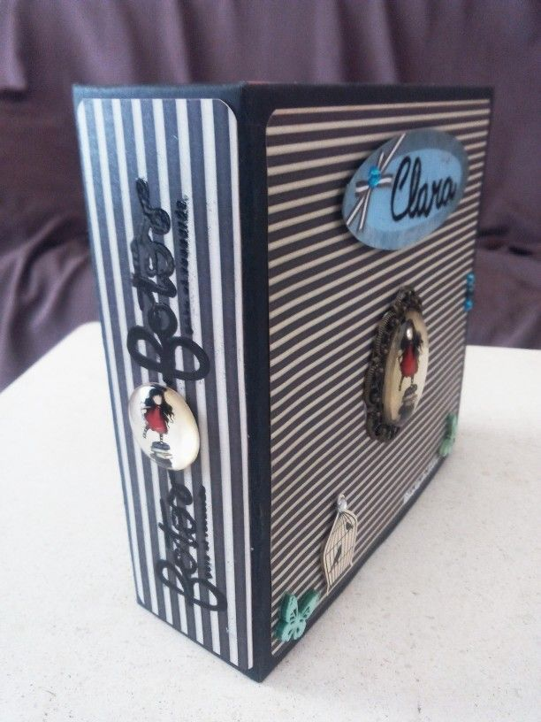 Álbum fotos para Clara
