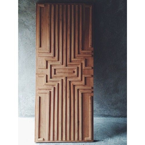 custom doors came in from Oaxaca- these are beautiful!