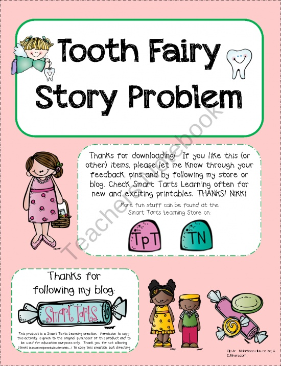 Tooth Fairy Storytimr