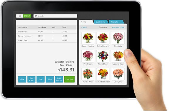 Online Point of Sale for Retail | Pose Web Based Cash Register