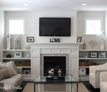 47 best Fireplaces images on Pinterest