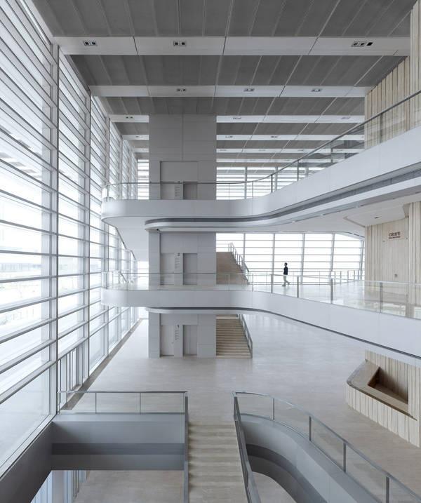 Schlüsselposition im neuen Kulturpark – Grand Theater von gmp