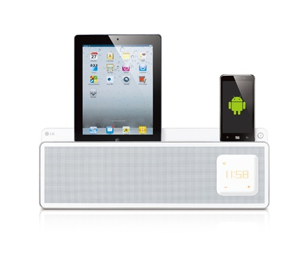 Android y Apple en uno  IPOD DOCKING, DIRECT DOCKING, ANDROID