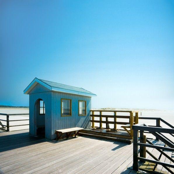 Beach house, St. Peter-Ording #beach #germancoast #loveurope