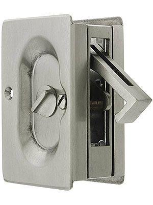1000 Ideas About Pocket Door Lock On Pinterest Barn
