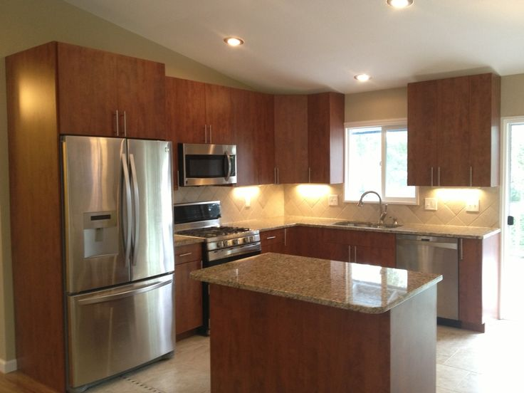 Kitchen Remodeling Ideas Increase Your Home Value And Decoration .  #Kitchenu0026Bath #RemodelingCost #RemodelingPlans