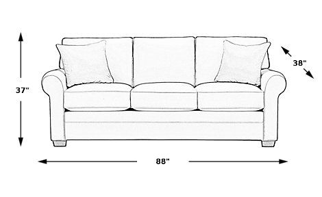 Cindy Crawford Home Bellingham Slate Sofa. $577.00. 88W x 38D x 37H. Find affordable Sofas for your home that will complement the rest of your furniture.