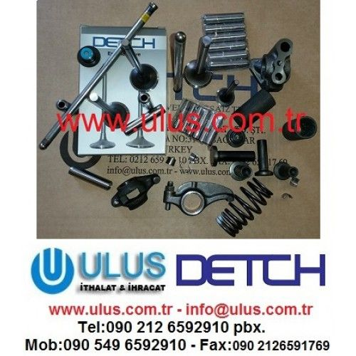 3142A171 Exhaust Valve x 4 Perkins NL Series Engine Parts