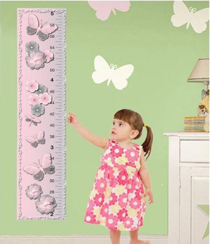 11 best Growth Chart Decals images on Pinterest Wall decal - boys growth chart