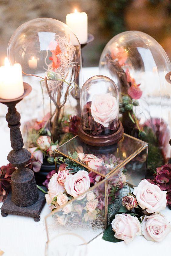 24 Terrarium Wedding ideas for Unique wedding decorations