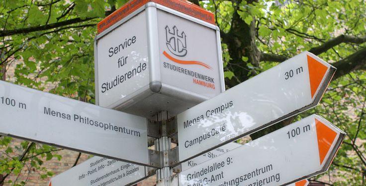 Video - Wie finden sich Studienstarter auf dem Campus zurecht? Unikosmos hat vor Beginn des Semesters mit der Filmkamera bei der Uni Hamburg vorbeigeschaut.