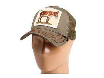 Goorin Brothers Donkey - Şapka, Desenli Fiyat: 180,00 TL İndirimli Fiyat: 145,00 TL