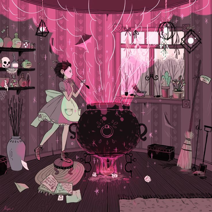 One of the illustrations for my fall semester thesis! by Sara Kipin