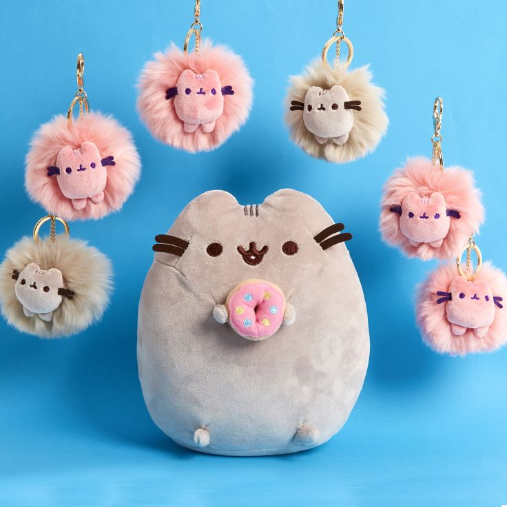 Shop our adorable Pusheen collection at Claires