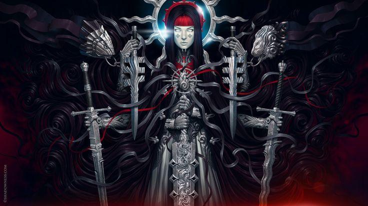 filligre supernatural surreal fantasy art   1,011 ( who? )