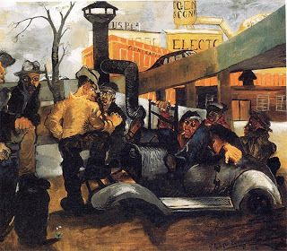 Philip Evergood (1901–1973) Artist Notes: (Social) Realism: United States