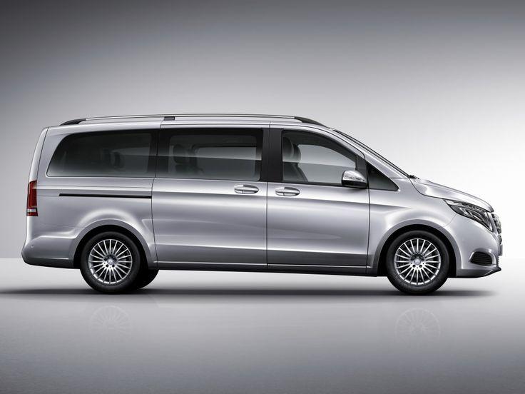 Mercedes-Benz V 220 CDI Lang (W447) '2014–н.в.