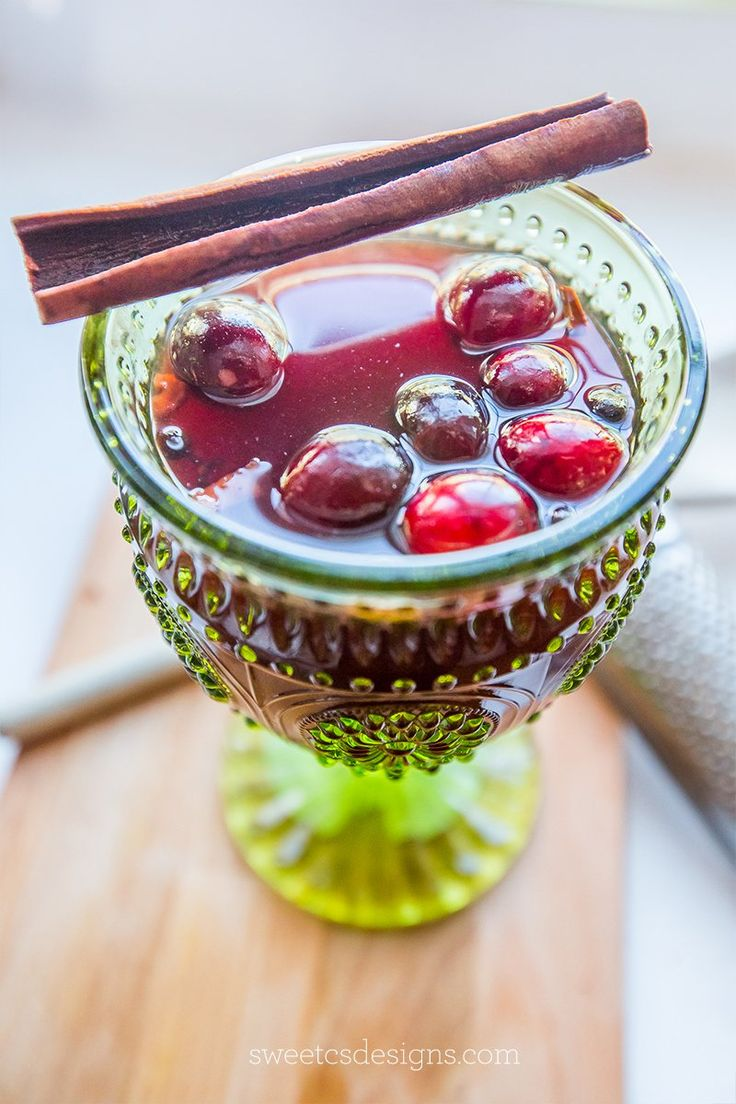 This wassail is a delicious non alcoholic party drink with a delicious ginger flavor!