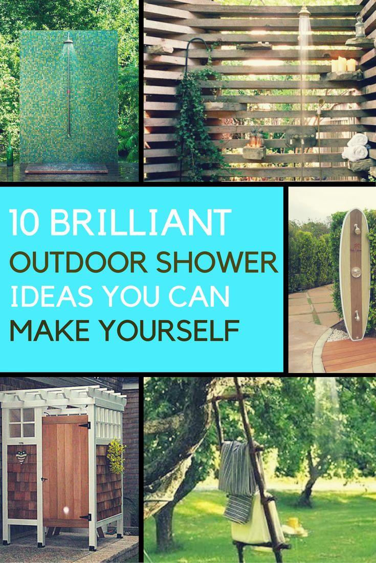 Best 25+ Outdoor shower fixtures ideas on Pinterest   Outdoor ...