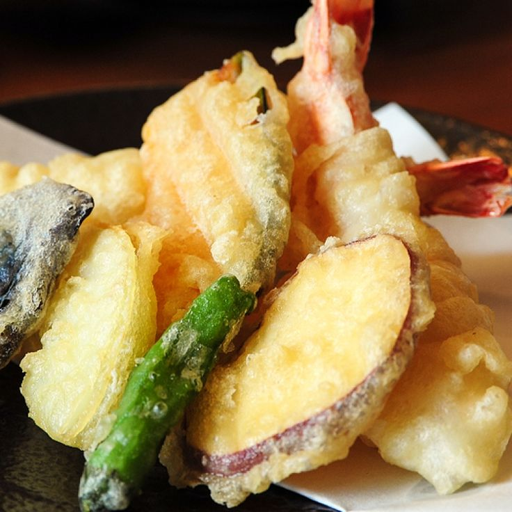 This tempura batter can be used on vegetables and fish or whatever you wish to coat.  It makes a nice crispy batter.. Tempura Vegetables Recipe from Grandmothers Kitchen.
