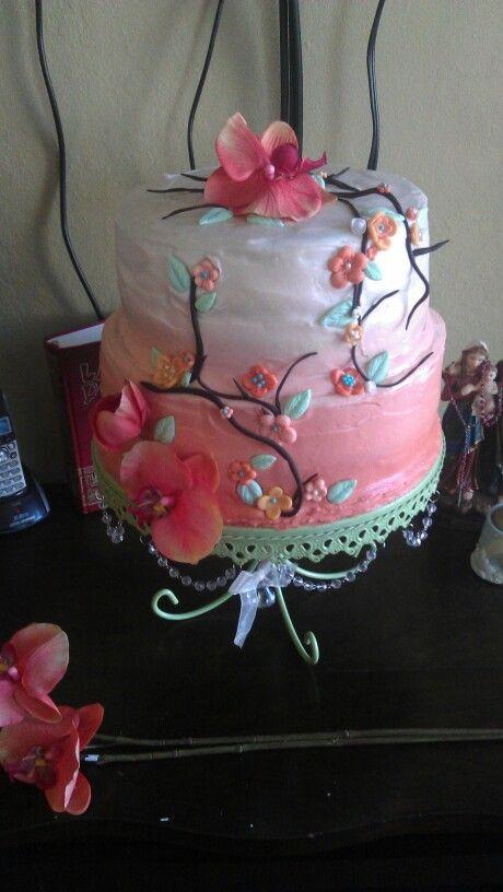 Krystal S 15th Birthday Cake Cakes I Make 15th
