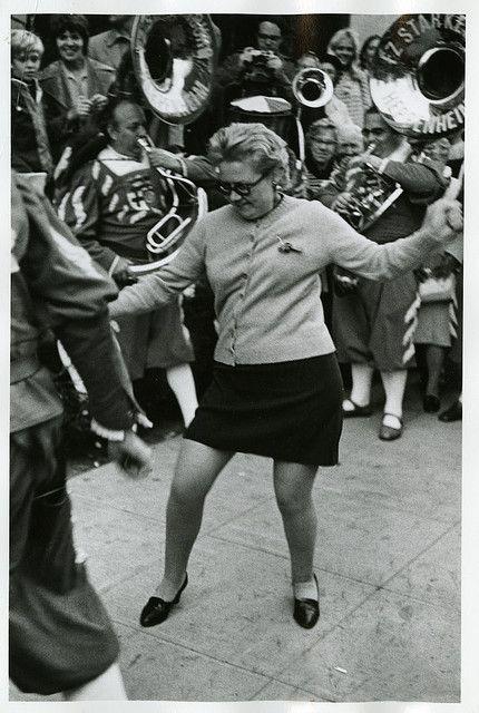 Dansen    Leuk hè ?.