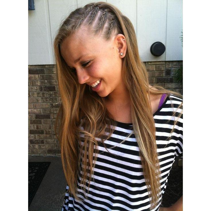 Sensational 1000 Ideas About Corn Row Styles On Pinterest Corn Rows Corn Hairstyles For Women Draintrainus