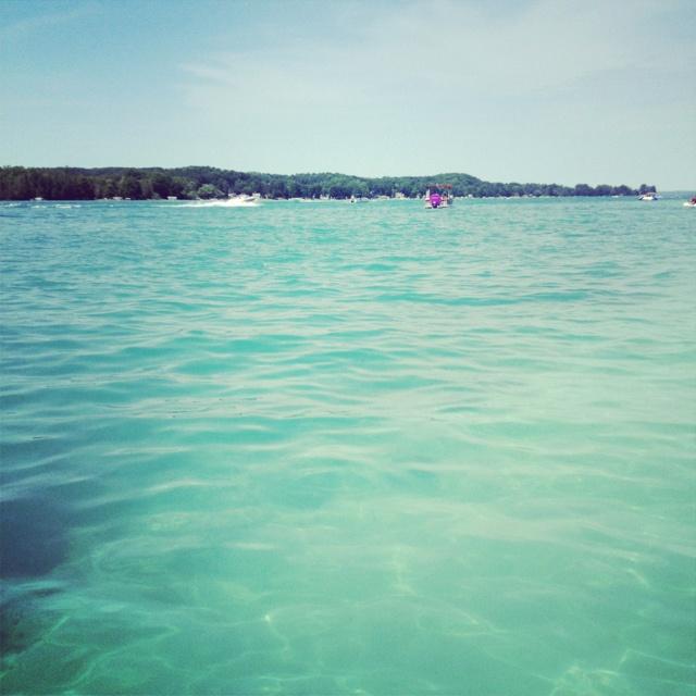 Torch Lake <3   Michigan's Caribbean