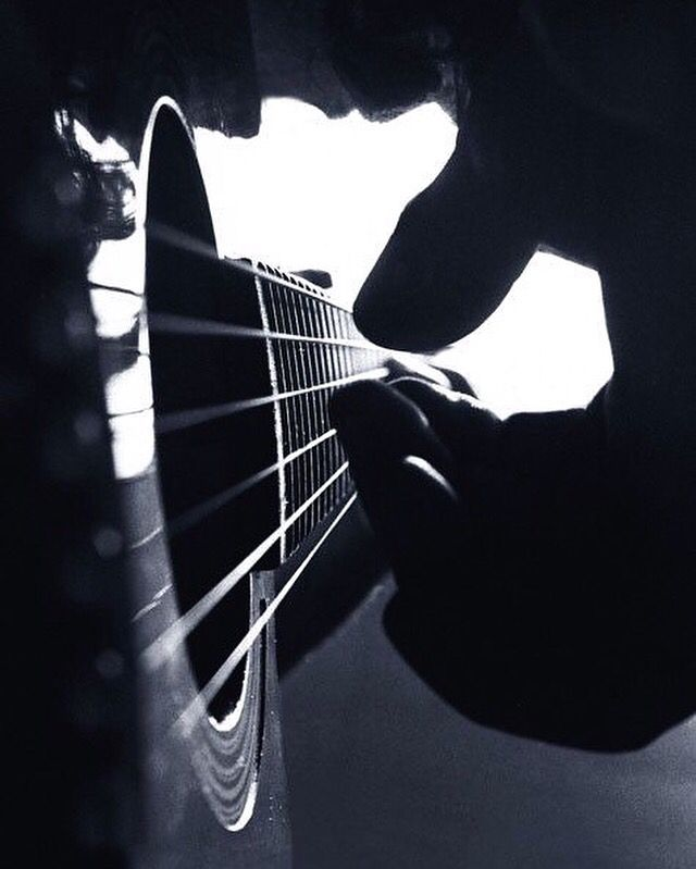 I Look At You All.... See The Love That There's Sleeping... While My guitar Gently Weeps... George Harrison