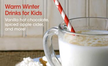 winter drinks for kids.