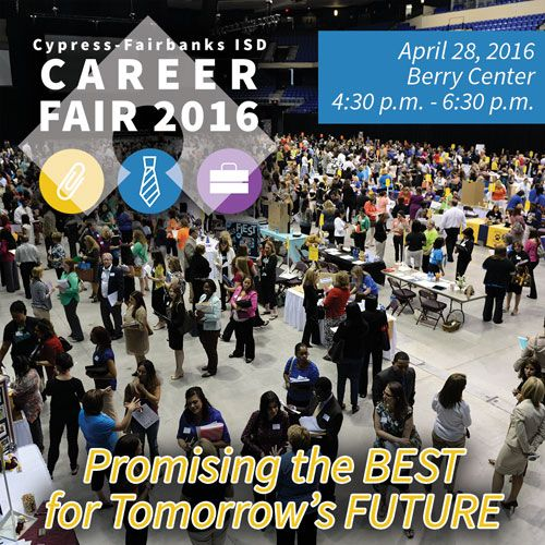Cypress-Fairbanks Independent School District :: 2016 Career Fair