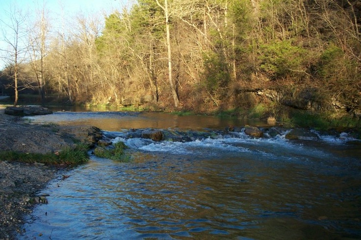 Roaring river state park cassville mo a great place to for Fishing lakes in missouri